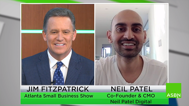 Neil Patel on Digital, Social, and Content Marketing Trends and Insights for 2019