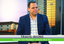 Atlanta Beer Bus